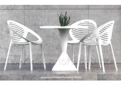 Műanyag szék Vendéglátói ülőbútor Interiorworld Internet