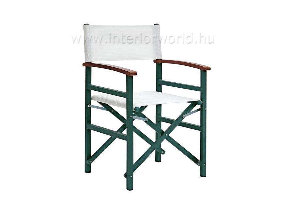DANICS összecsukható kültéri rendezői szék Lakásbútorok